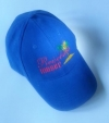 Kappe blau