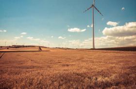 Windmill From Austria